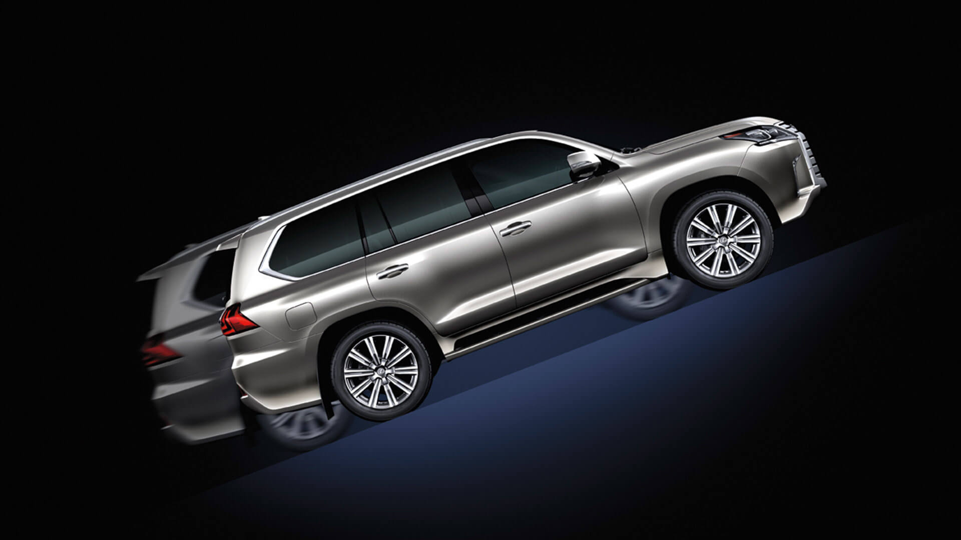 2017 lexus lx features hill start assist
