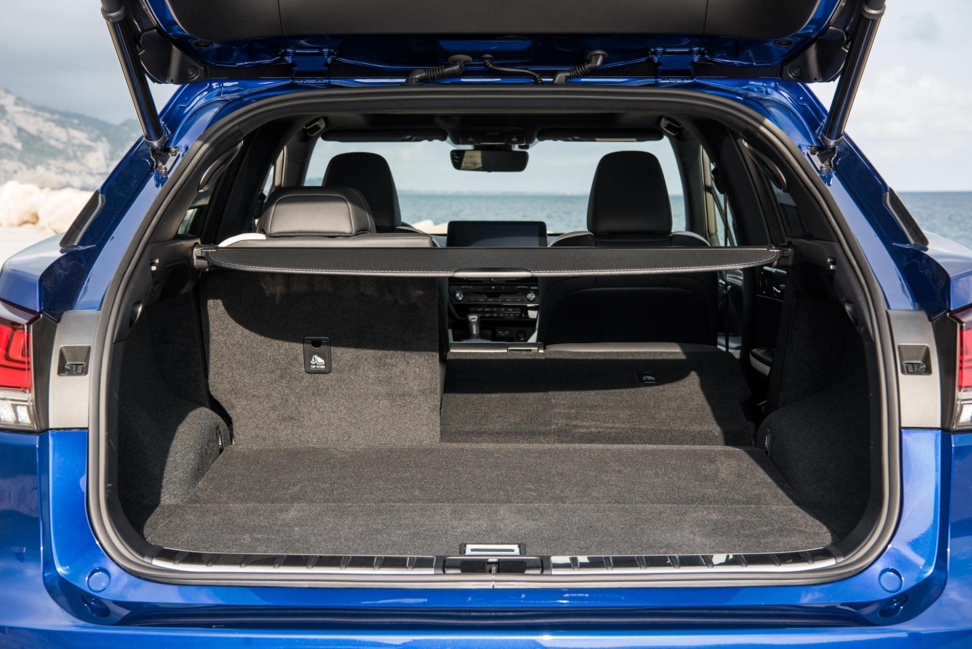 Lexus RX300 Blue 62