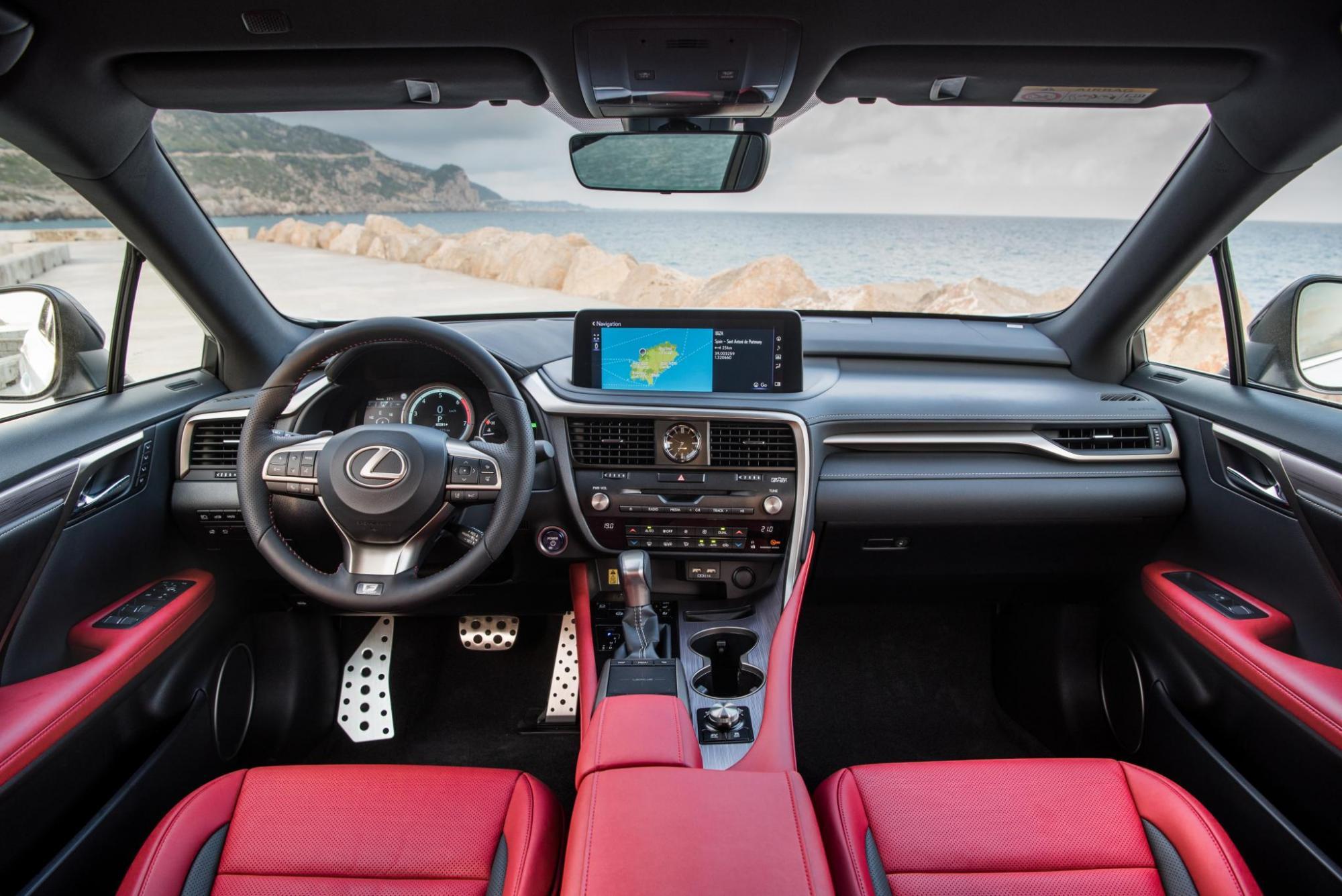 Lexus RX450h White 52