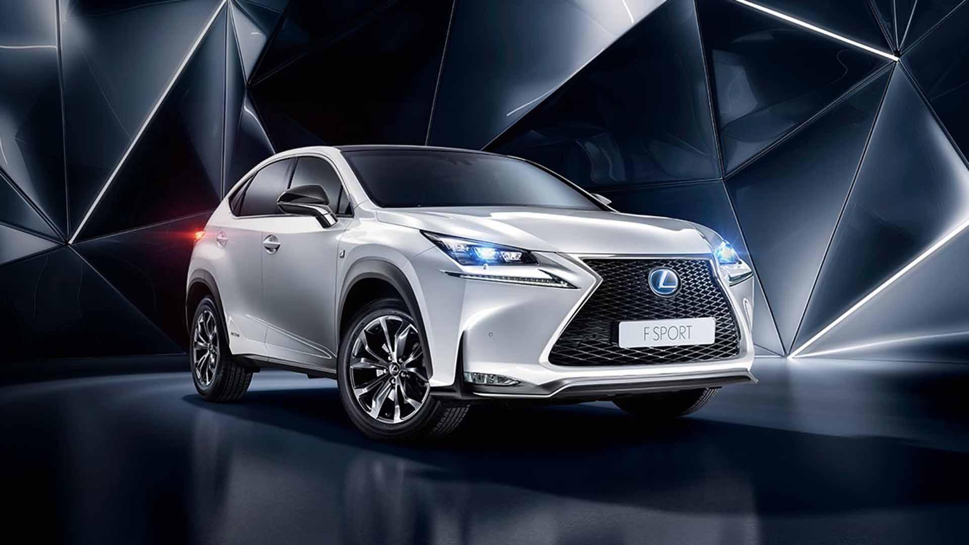 Lexus Warrnty image