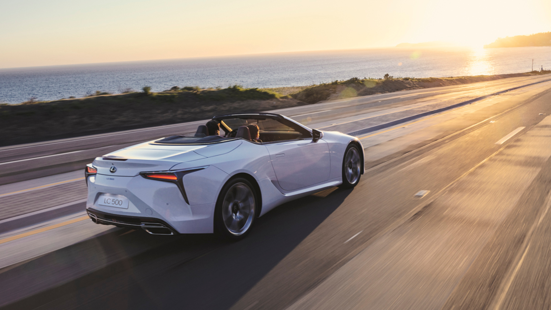LC Convertible The Sound of Emotion Hub Image