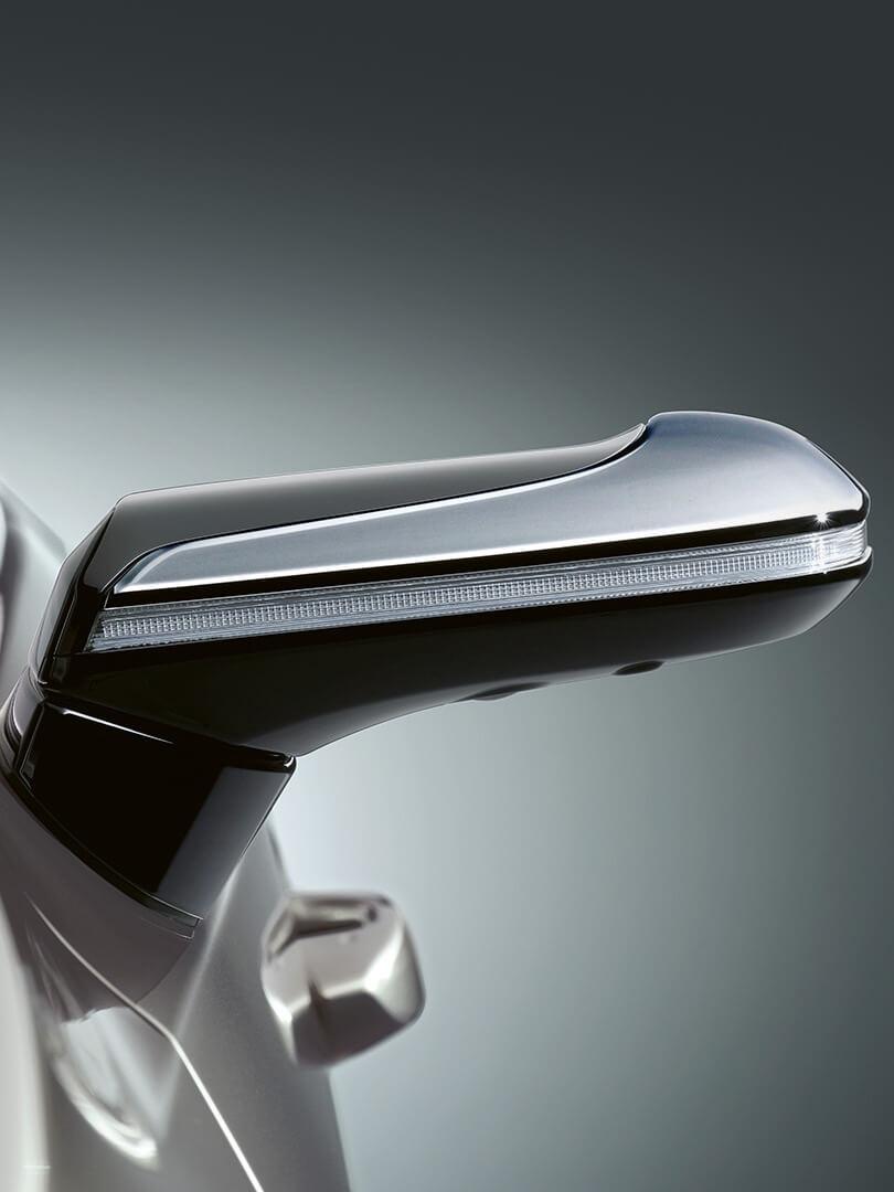 2020 geneva motor show es digital mirrors