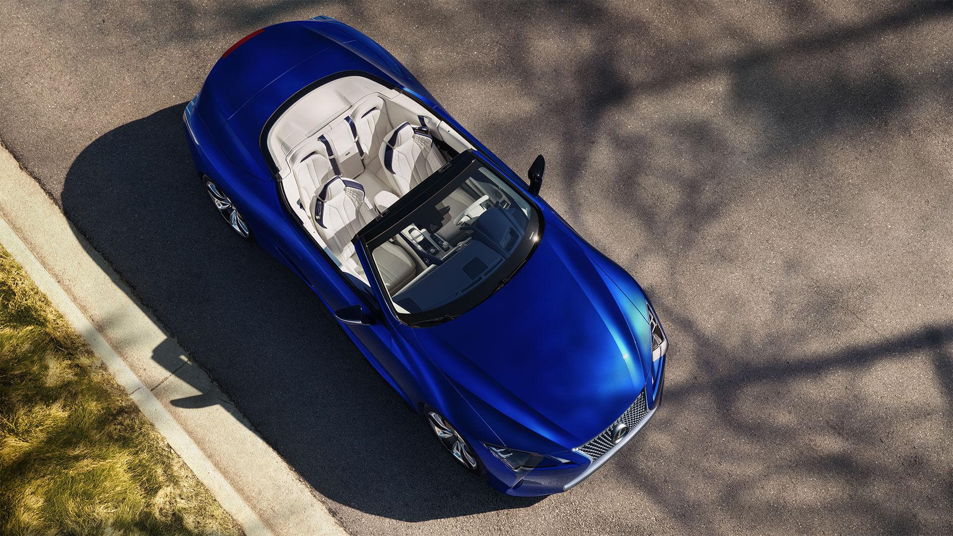 LC Convertible Best Luxury Car Award 09