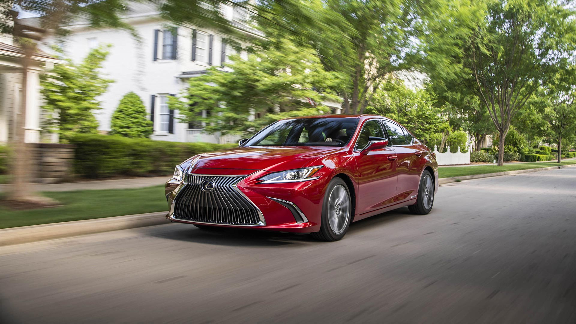 Lexus ES China Car of the Year 2019