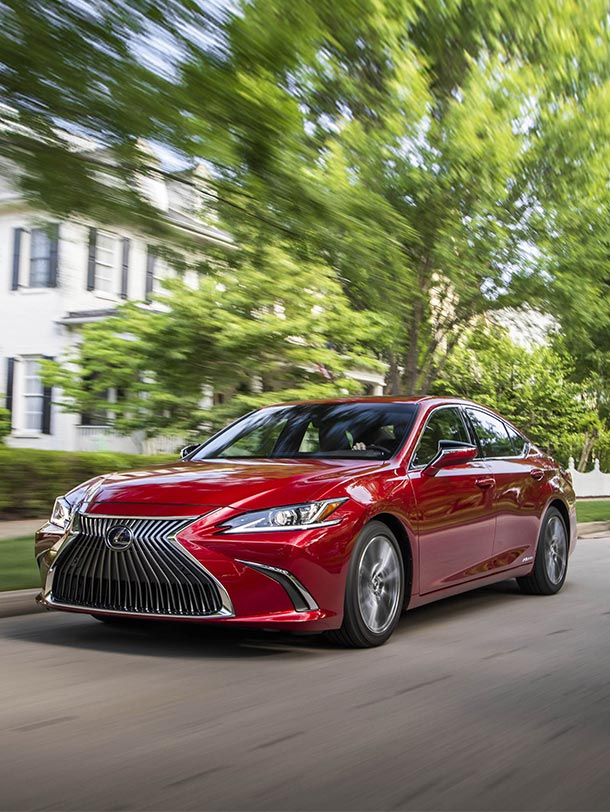 Lexus ES China Car of the Year 2019 610 812