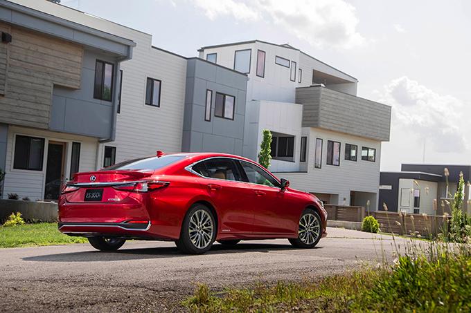 2020 007 Lexus ES beste score ooit betrouwbaarheidsonderzoek IMG2 score