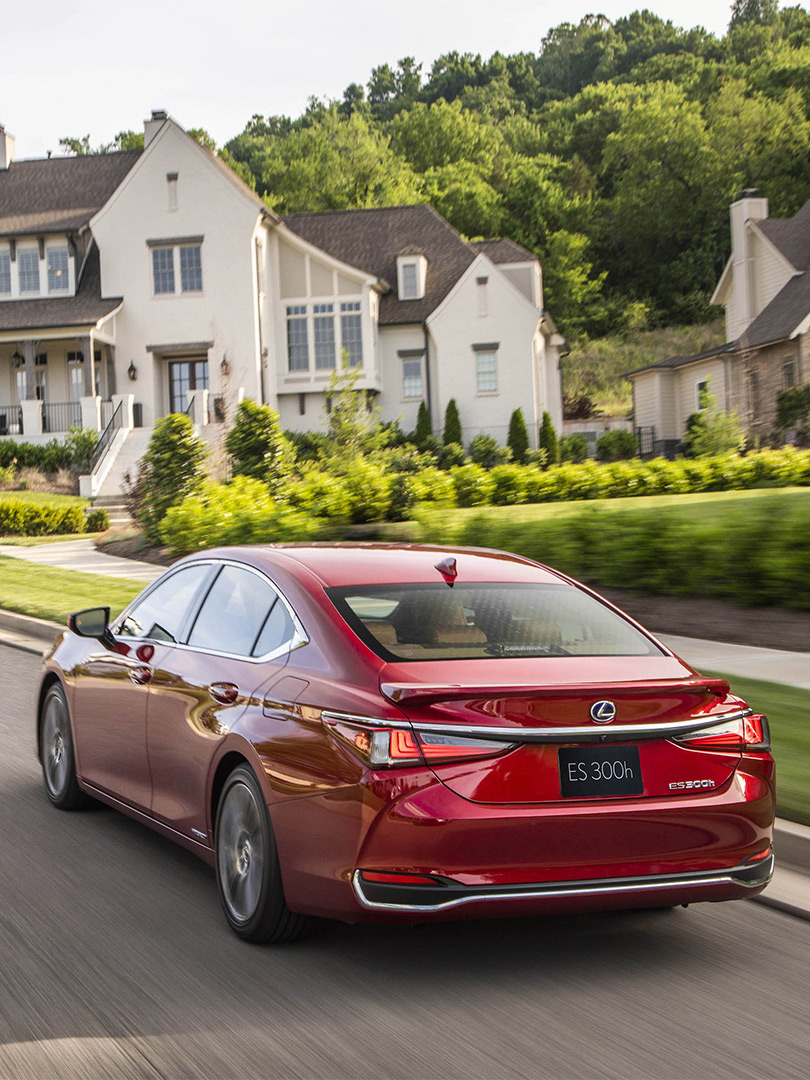Lexus ES China Car of the Year 2019 810