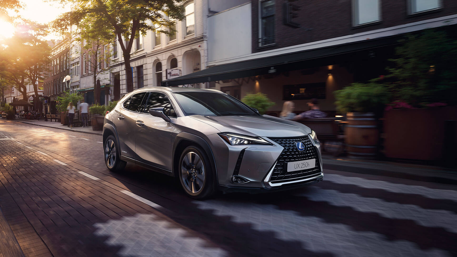 Lexus UX 250h Next Step image