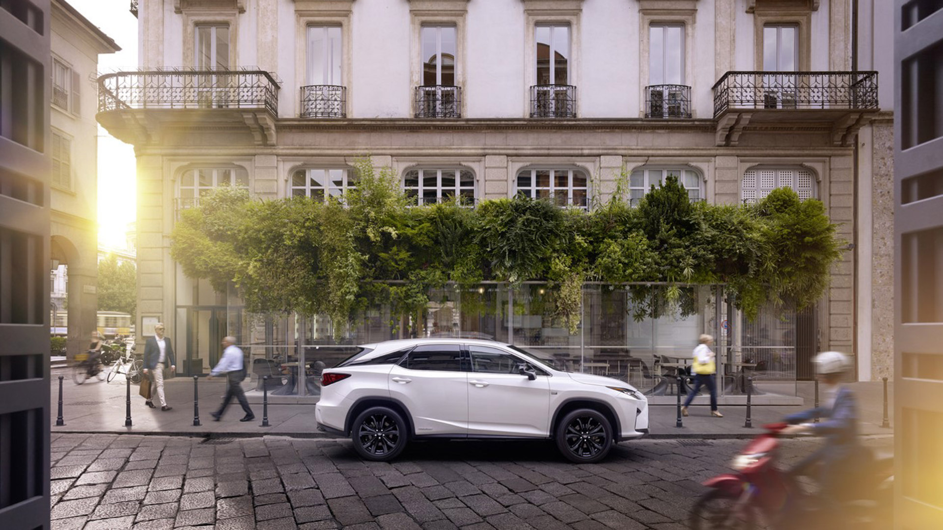 2019 020 Lexus RX pionier 1920x1080 hero