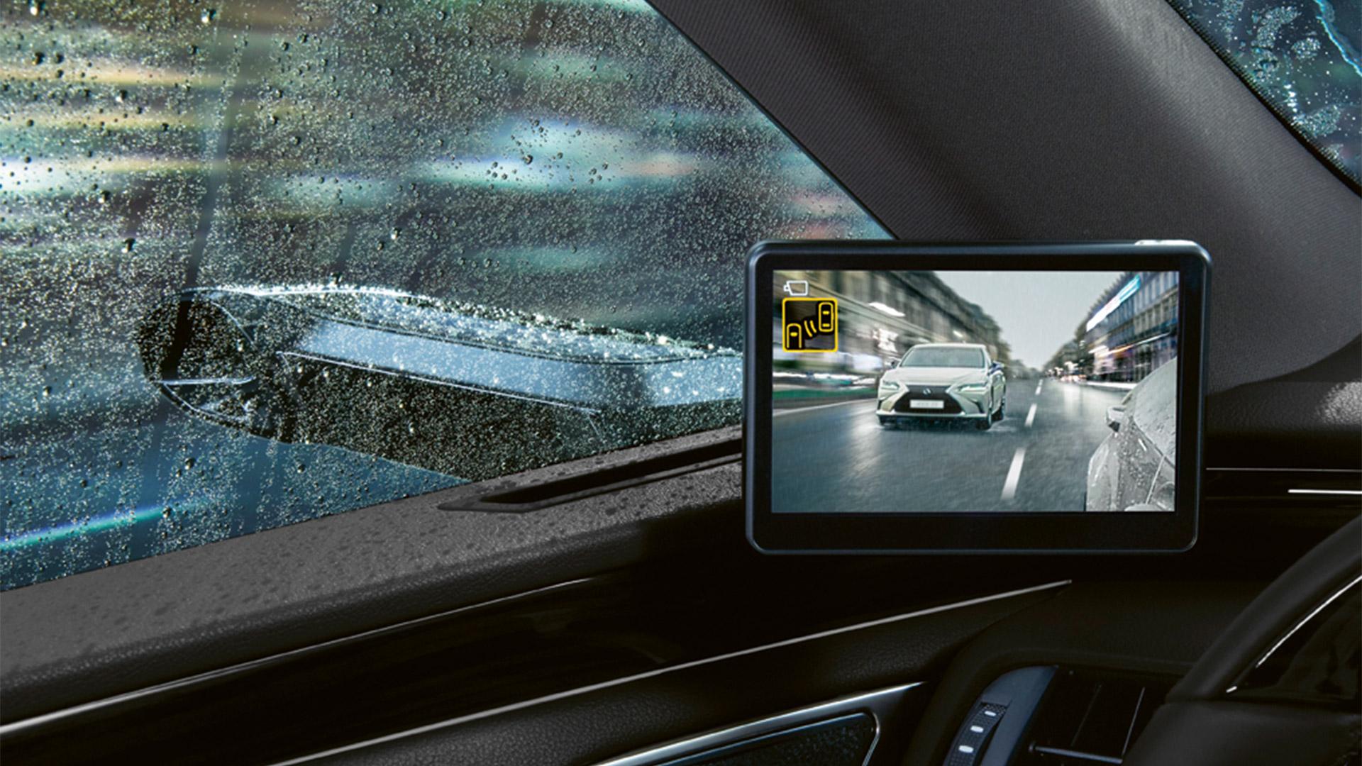 2020 006 digitale buitenspiegels voor Lexus ES 1920x1080 hero