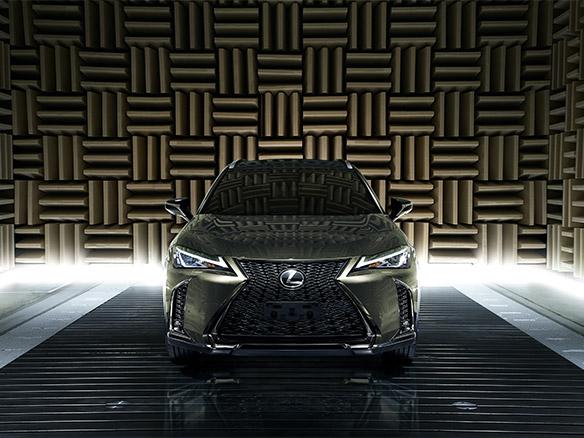 Zeven unieke kenmerken van de Lexus UX 584 438