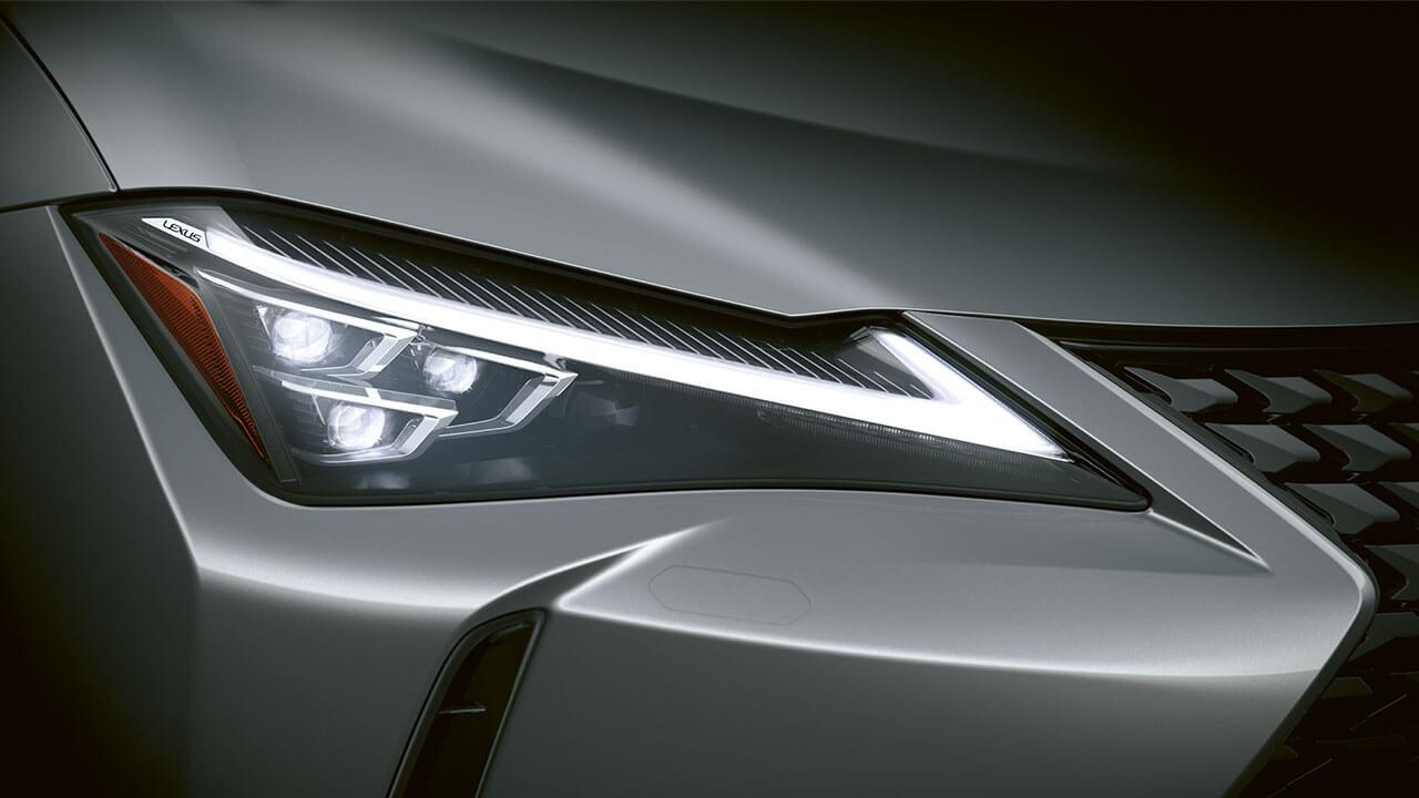 2020 triple led headlights