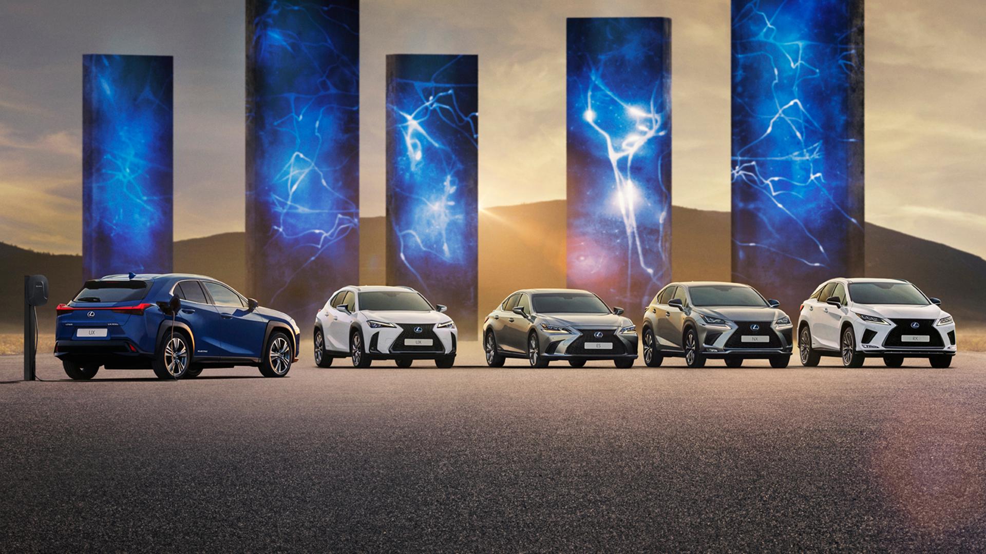 Lexus elecrified
