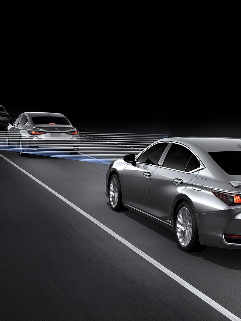 Parallax Image 1 Lexus Safety System