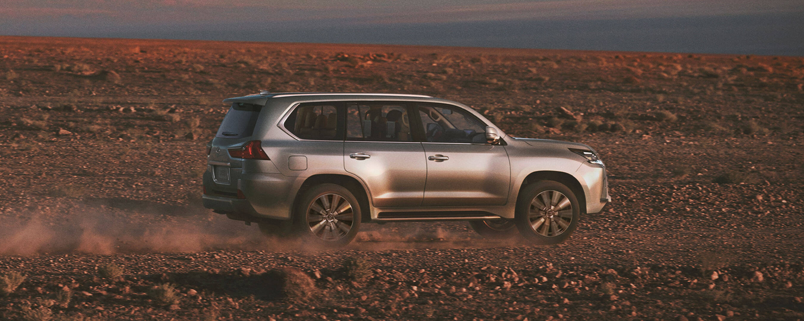 lx experience exterior back