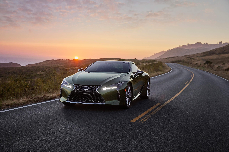 Lexus revela edicao limitada do lc