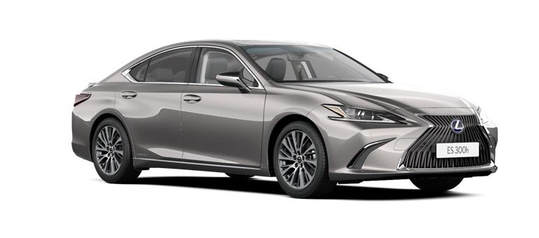 Lexus revela novo ES 300h Special Editionl Image