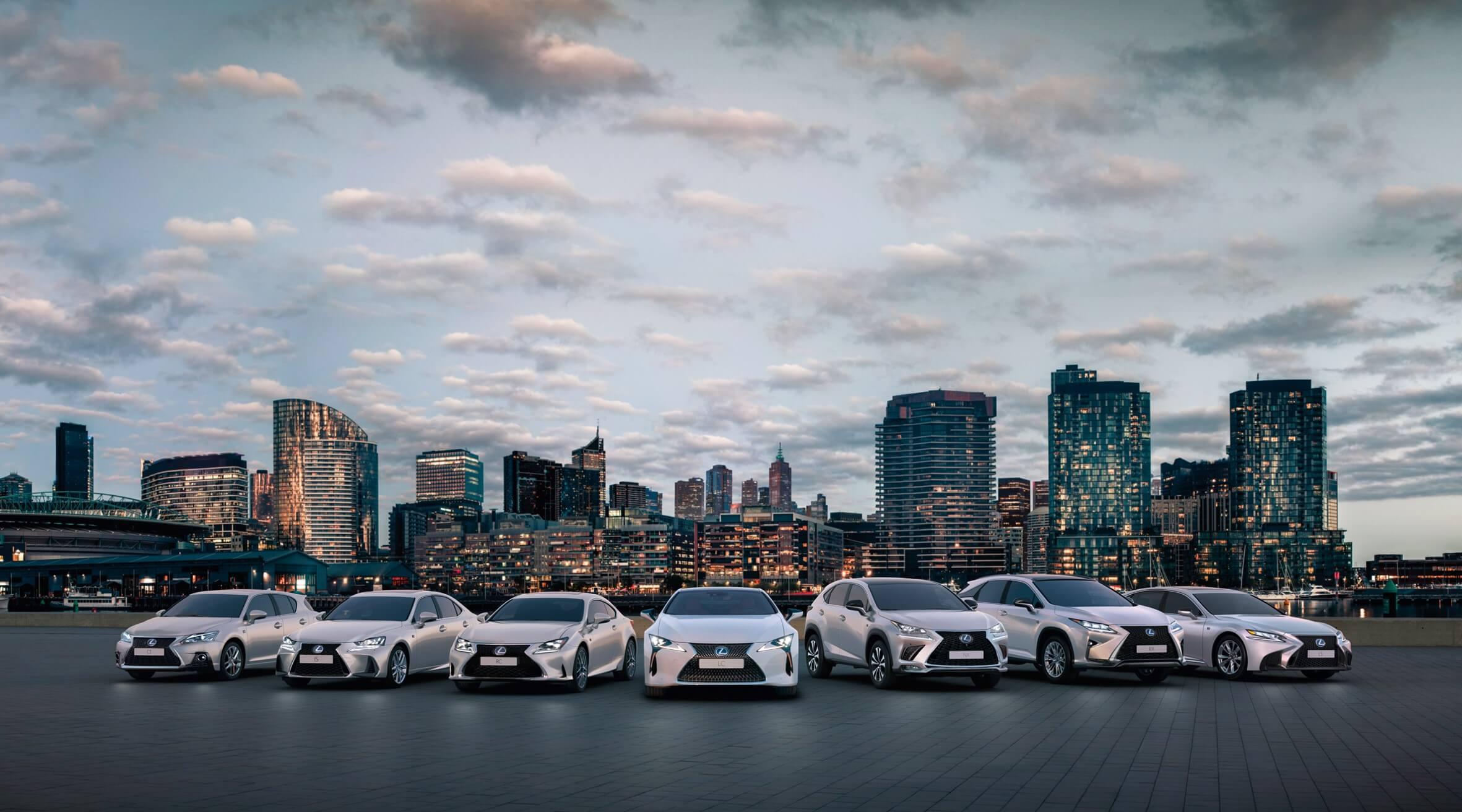 Lexus Portugal regista recorde de vendas em 2018