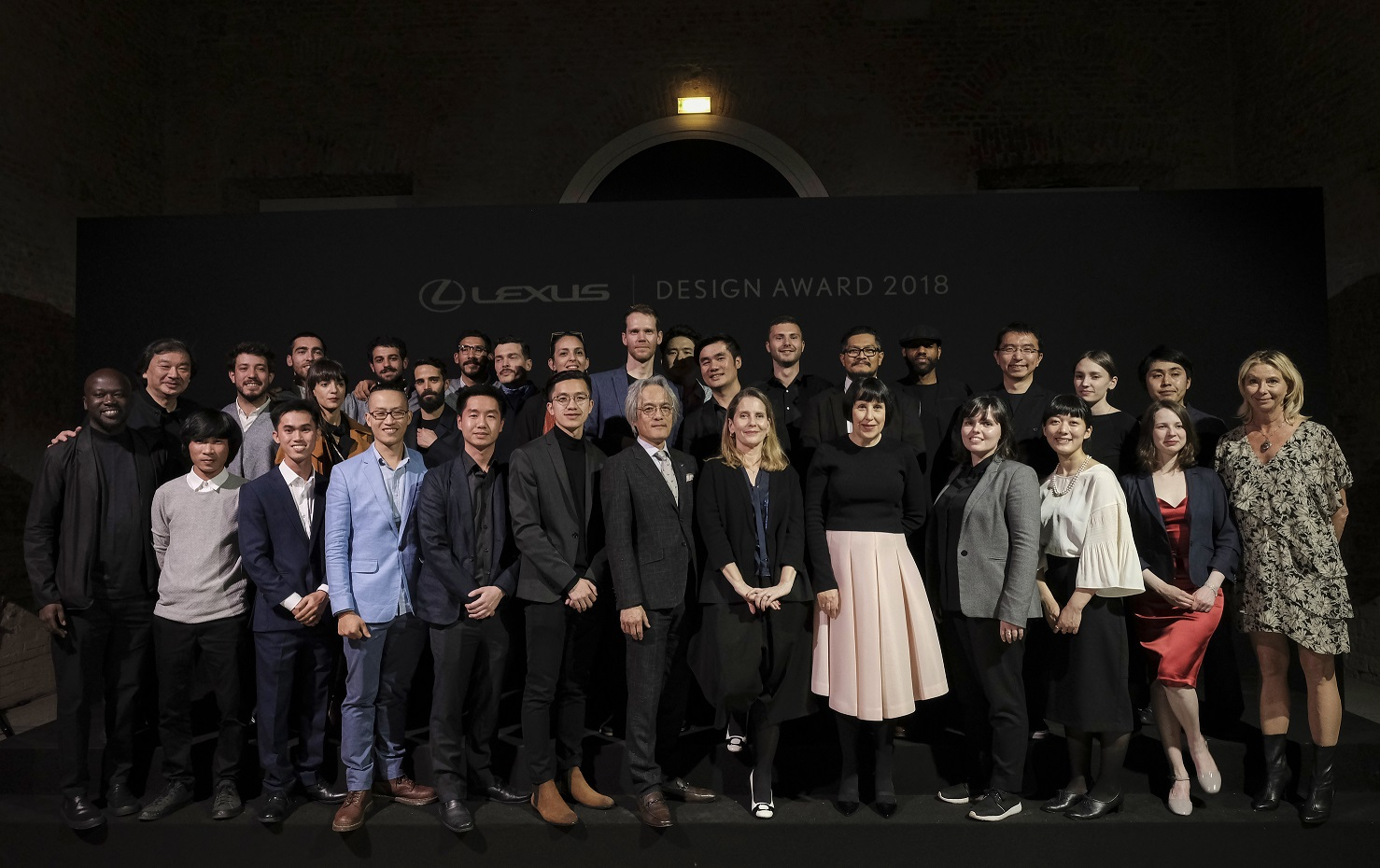 vencedores lexus design award 2018 Hero