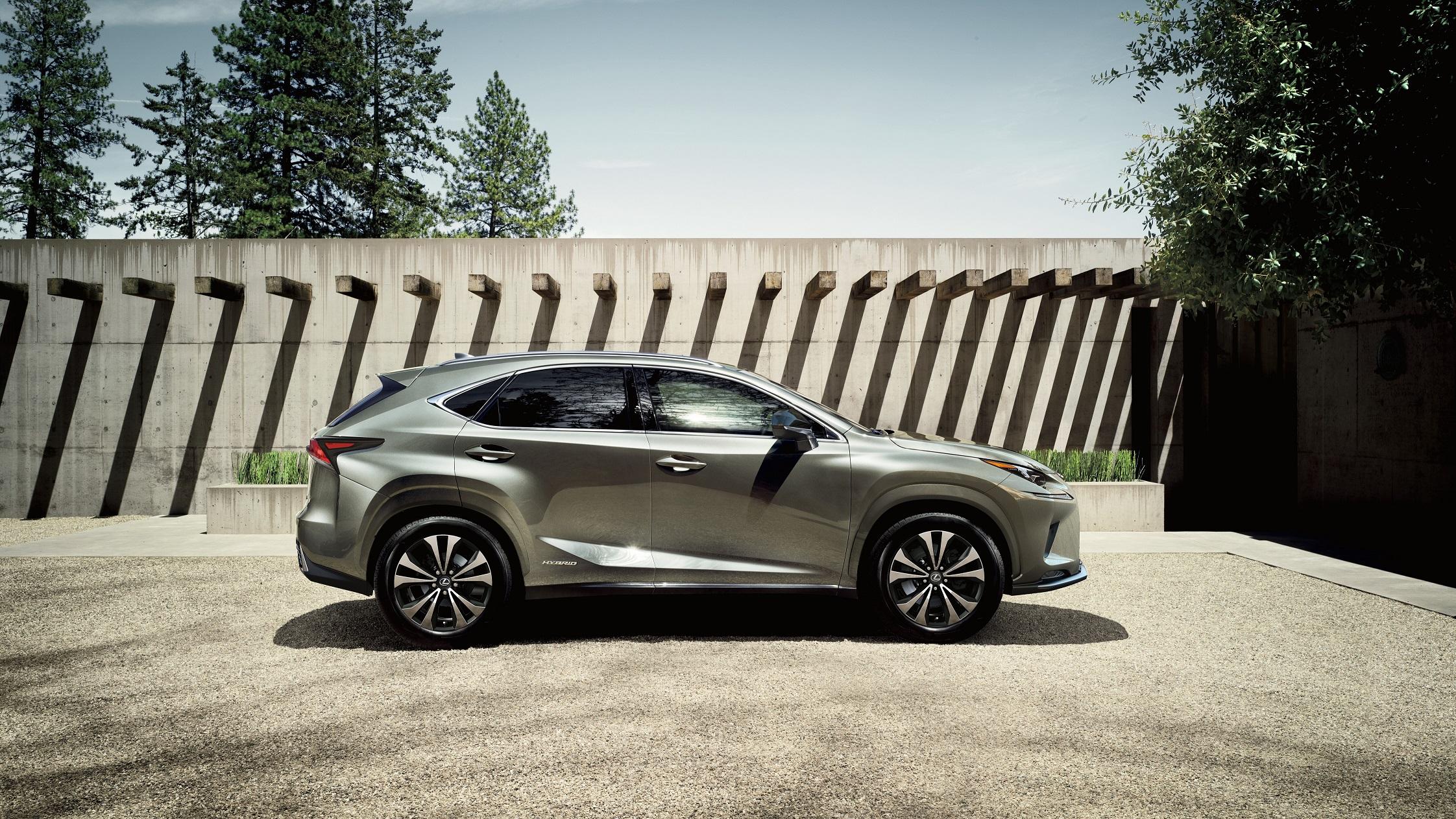 Lexus NX ganha premio 2020