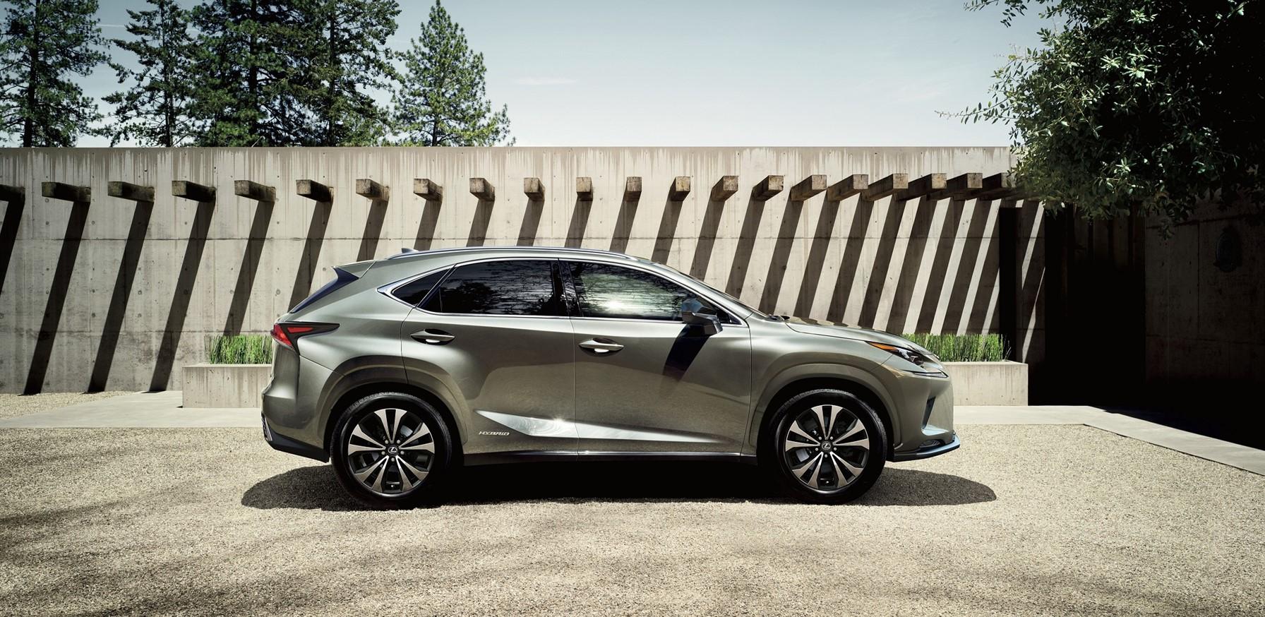 Lexus lanca novo NX 300h Special Edition Image