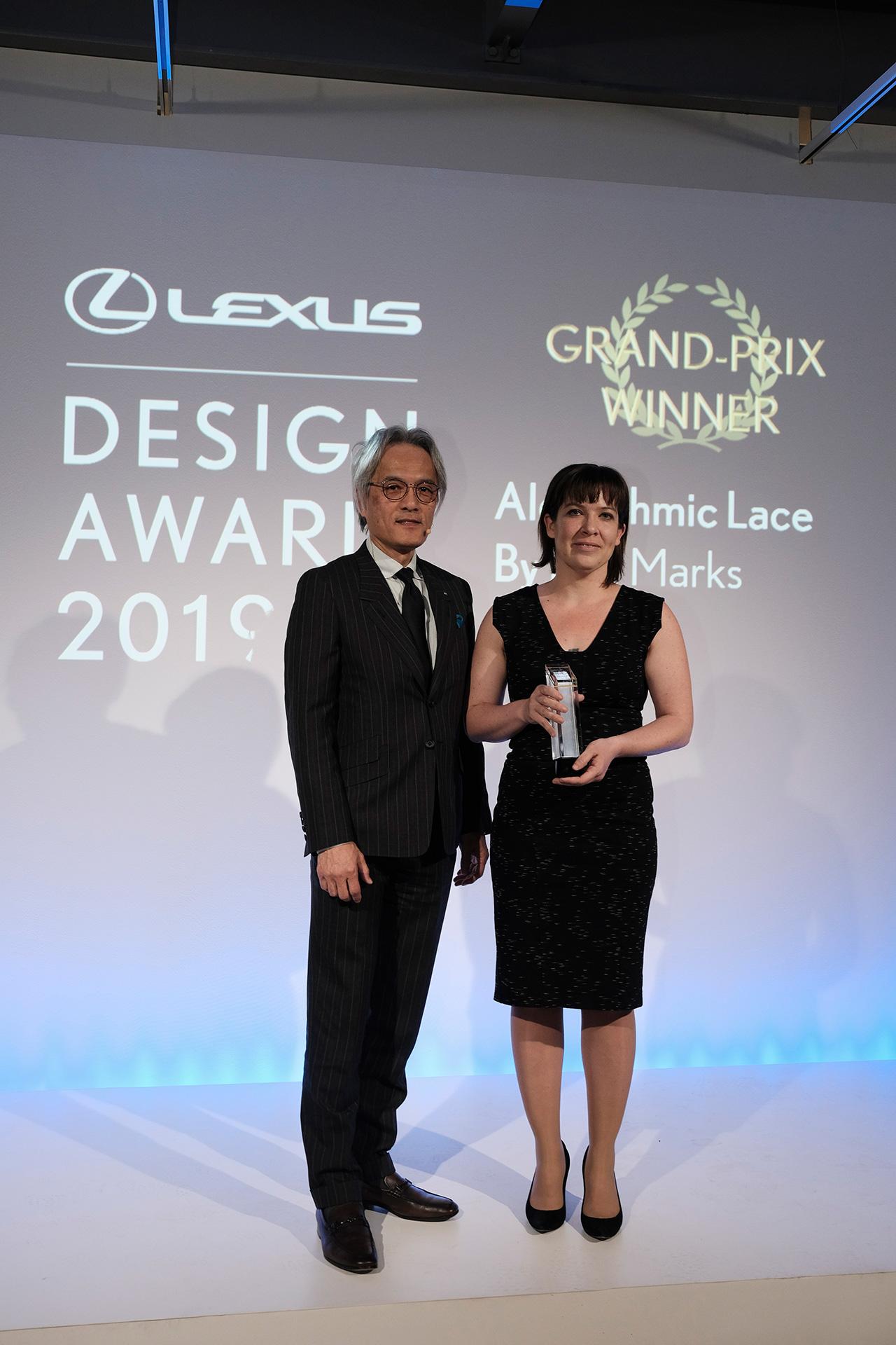Lexus Design Award 2019 Vencedor anunciado em Milao