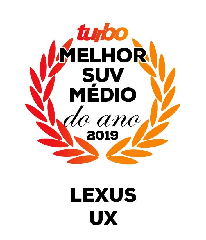 Lexus UX vence Premio