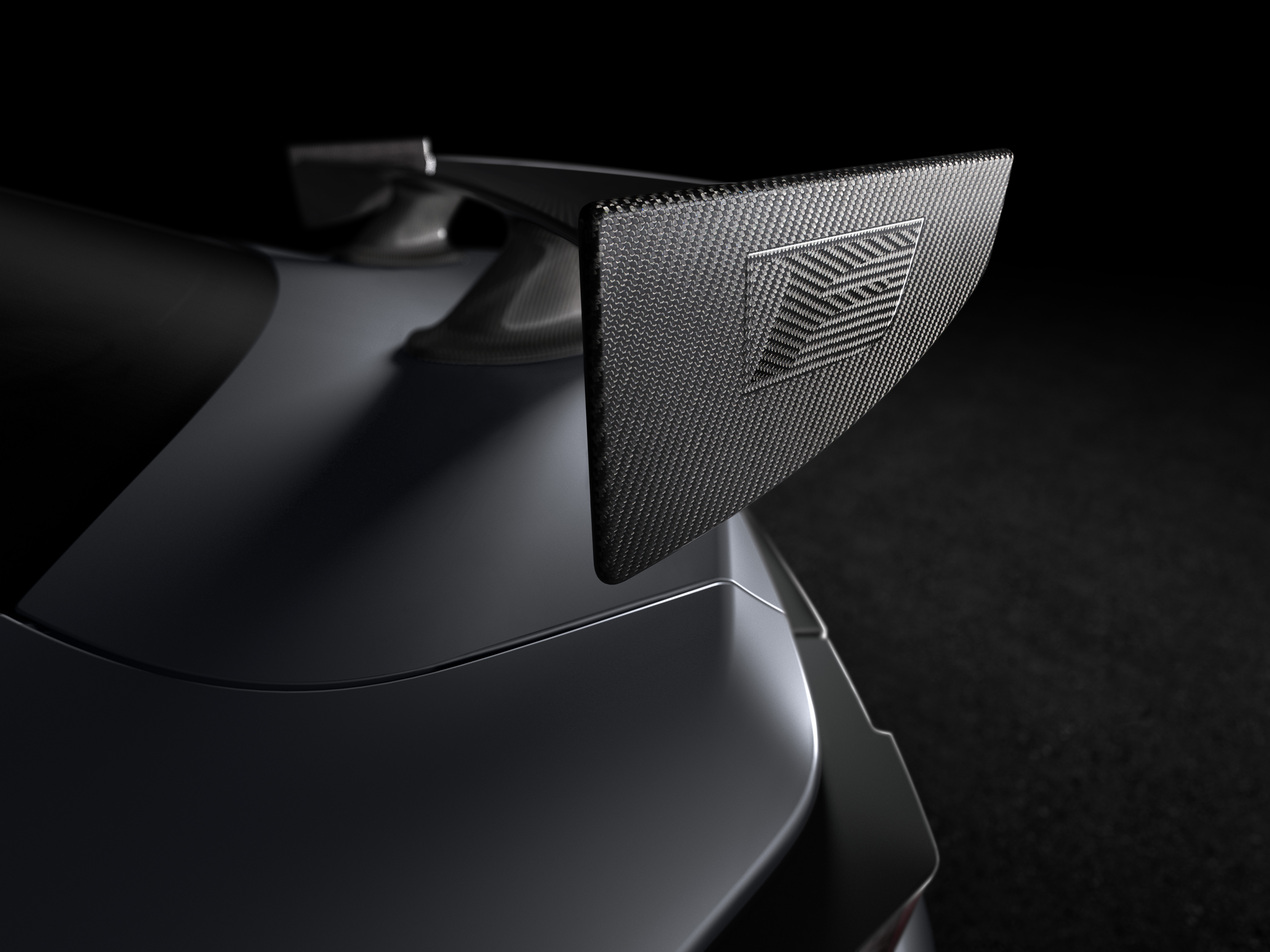 Lexus RC F Track Edition apresentado no salao de detroit 2019
