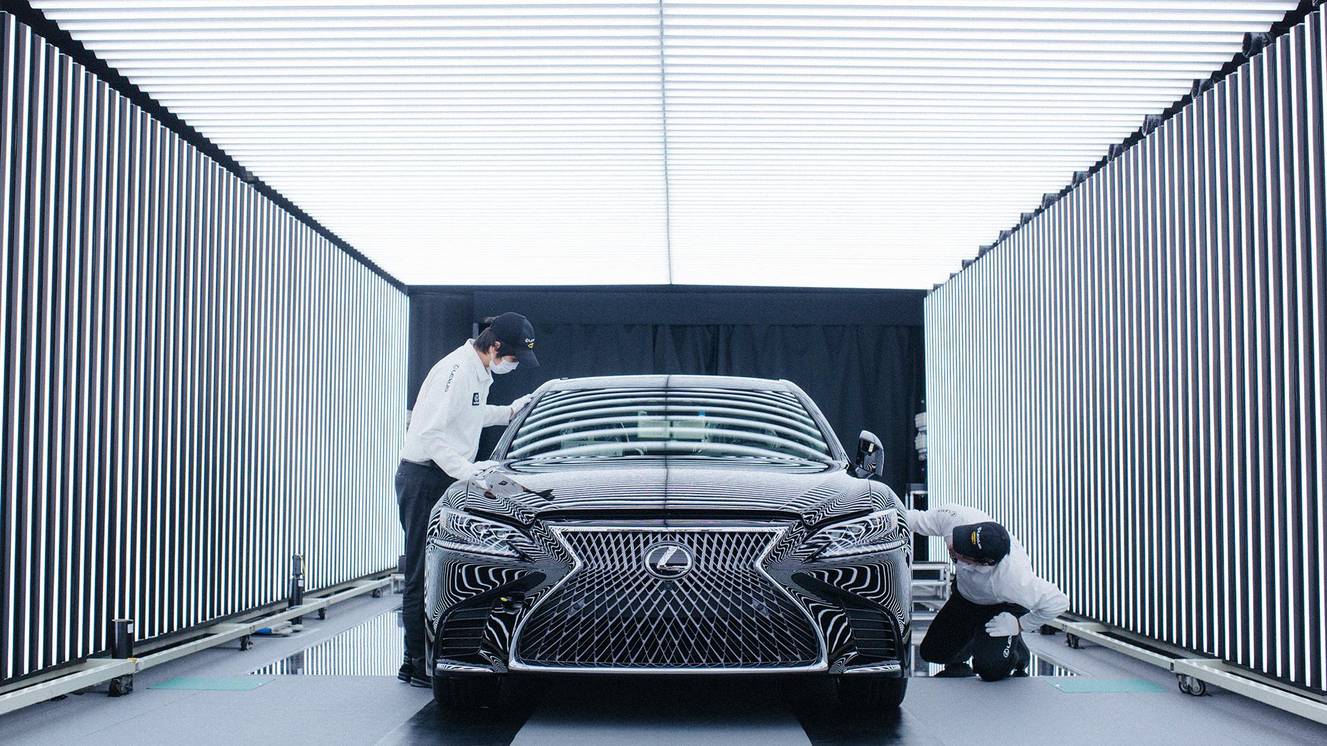 Lexus questiona conseguiria ser um takumi