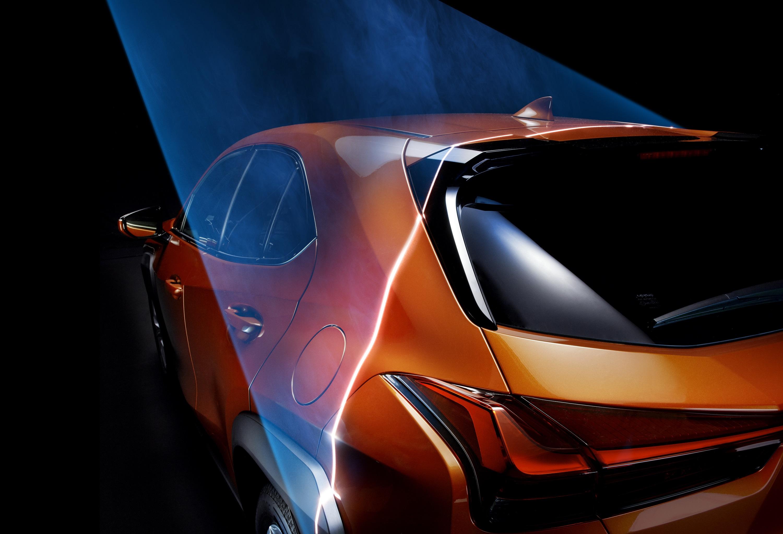Sete caracteristicas surpreendentes do novo Lexus UX