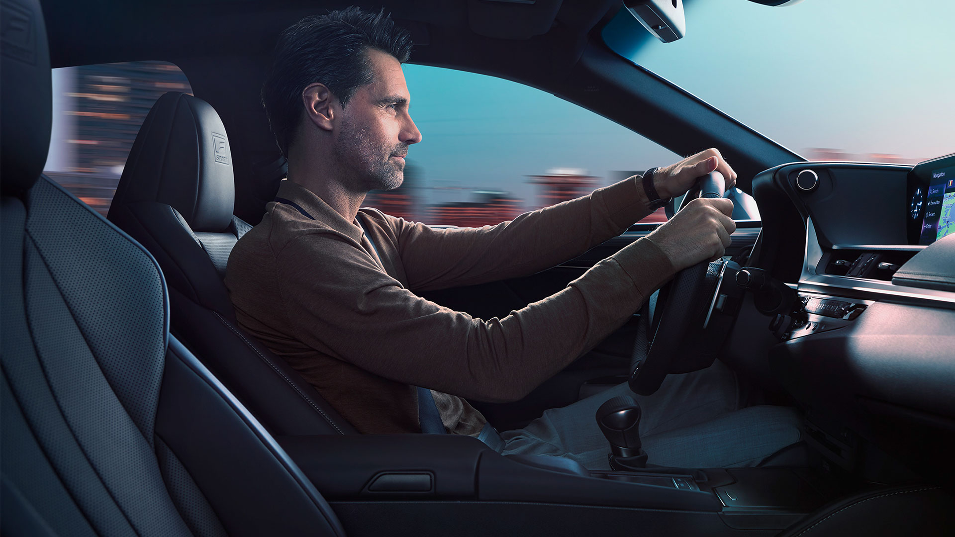 2019 lexus es driven by intuition next steps overview