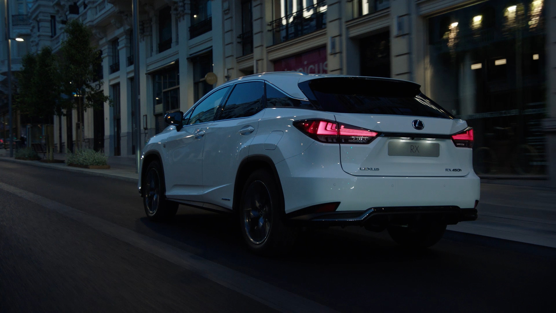 2019 lexus rx video 002