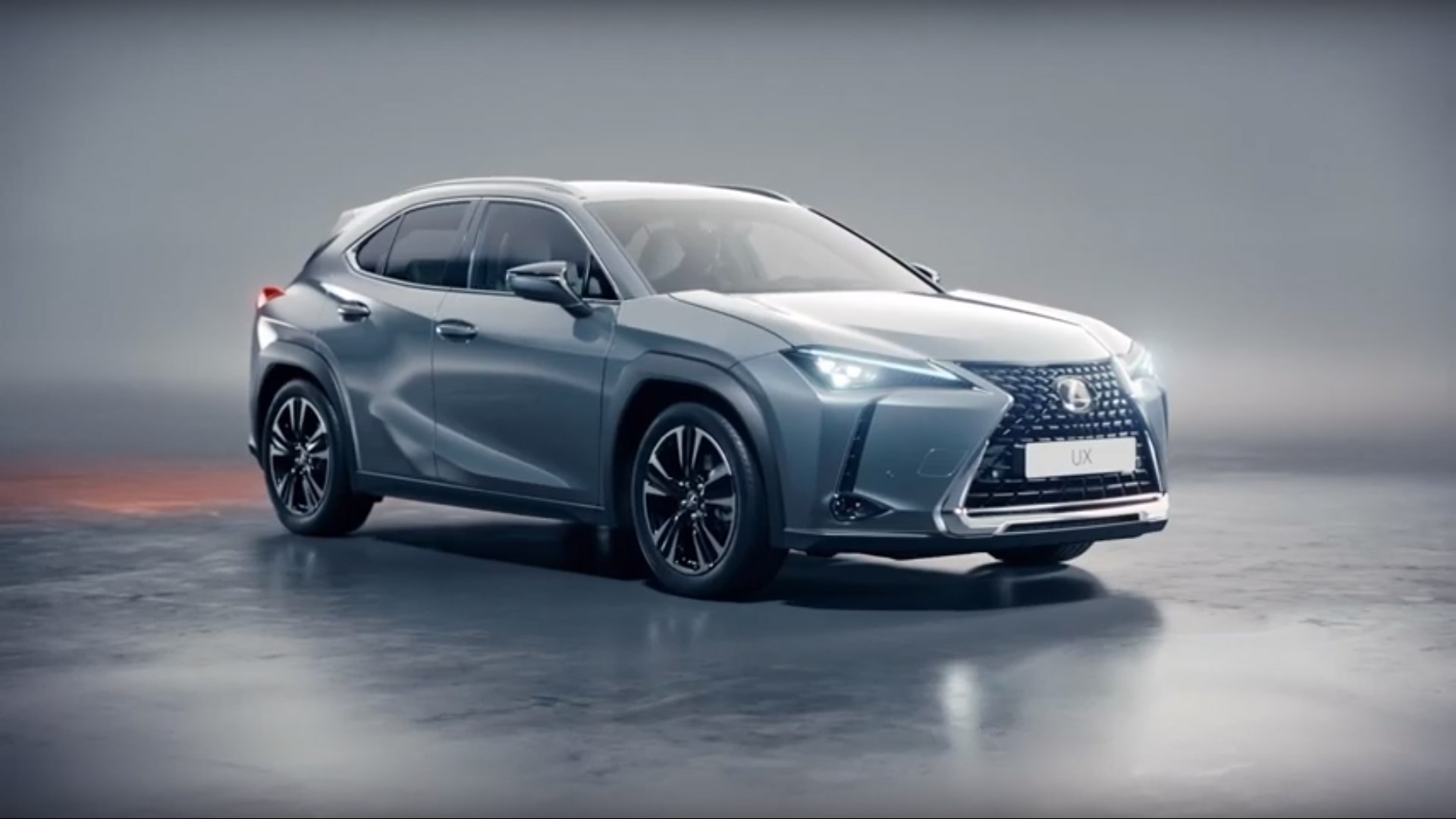 2019 lexus ux accessories video cover