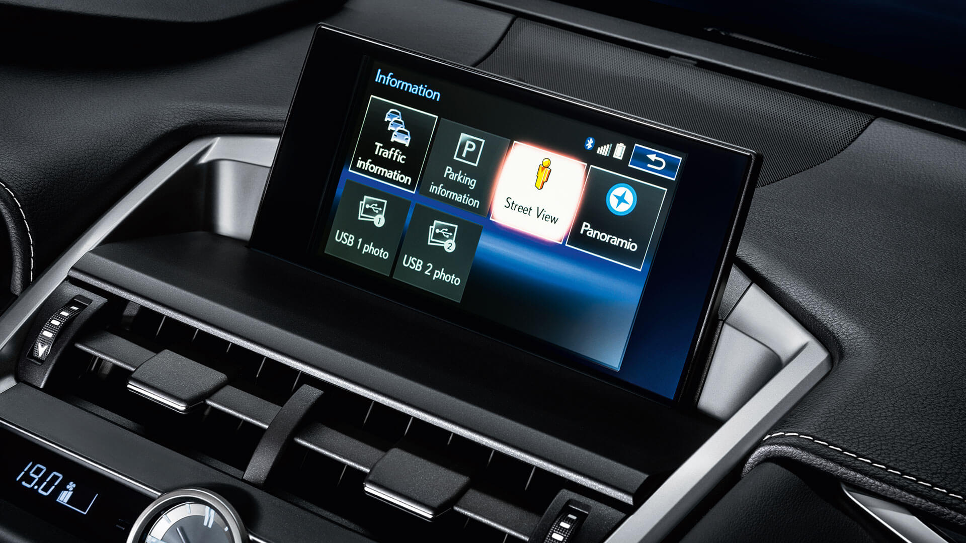 2017 lexus nx 200t features multimedia device