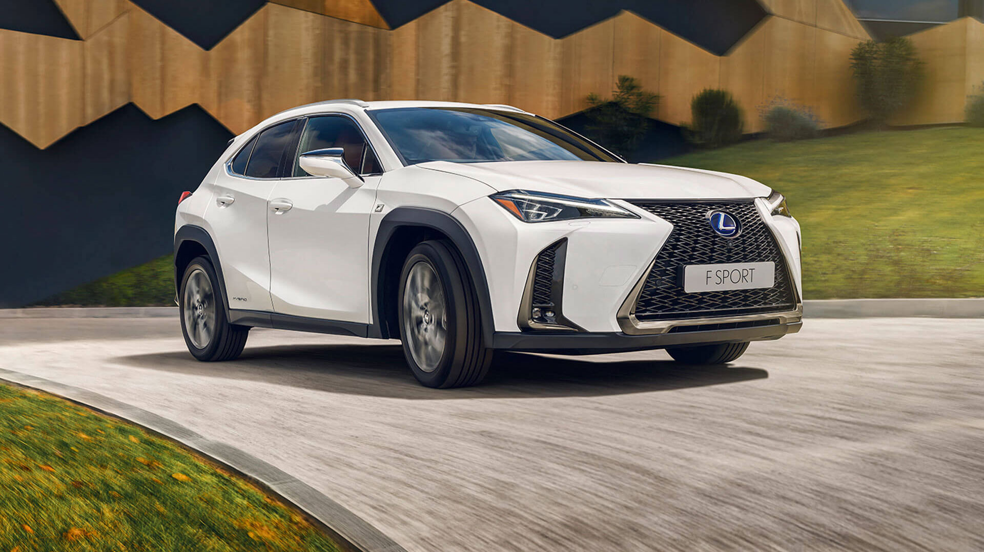 2018 lexus safety gallery ux