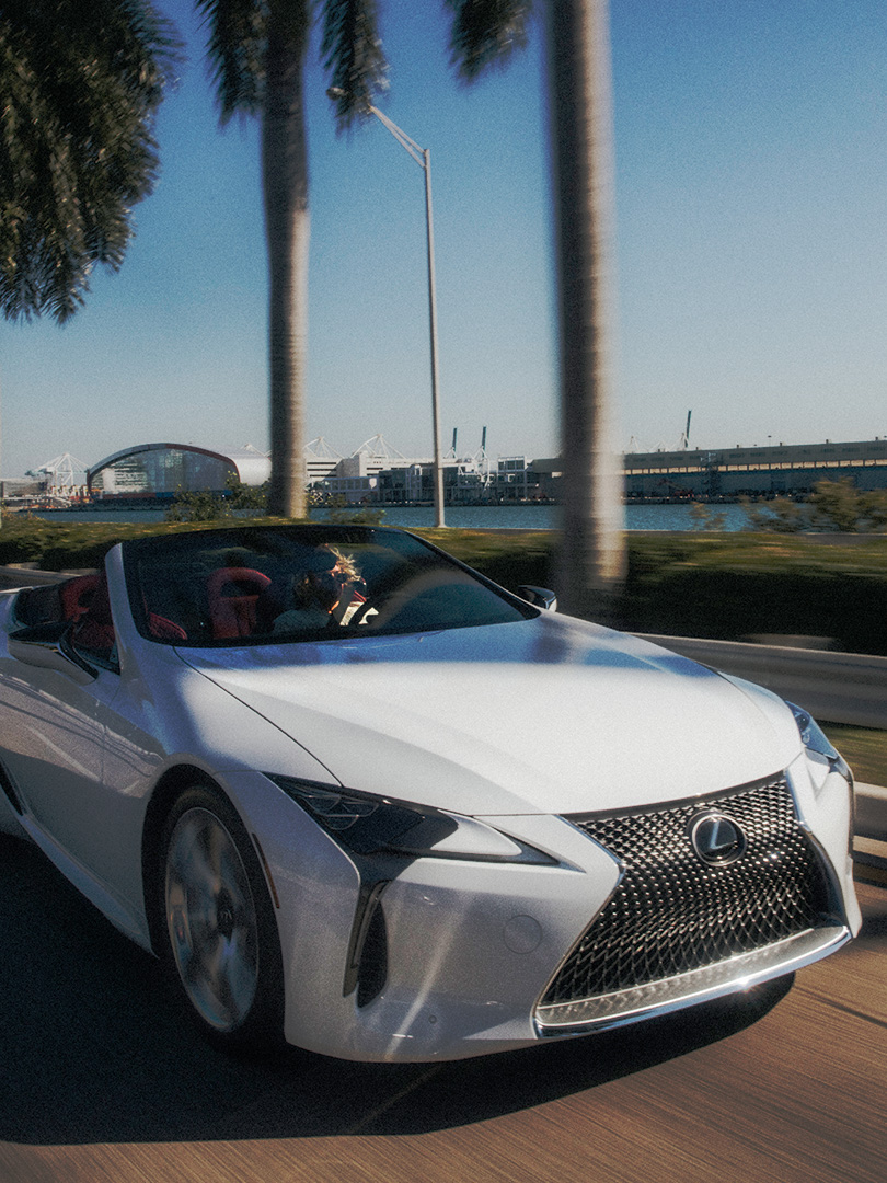 Episode Six Meet The LC Convertible Image