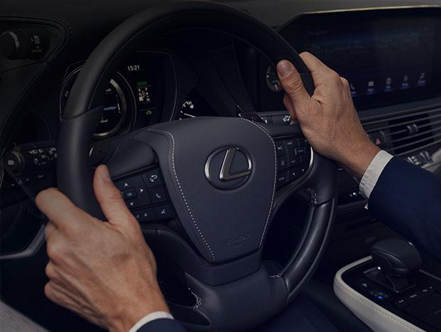 2021 lexus ls next step test drive