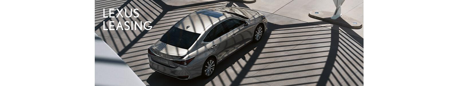 Lexus Leasing Image