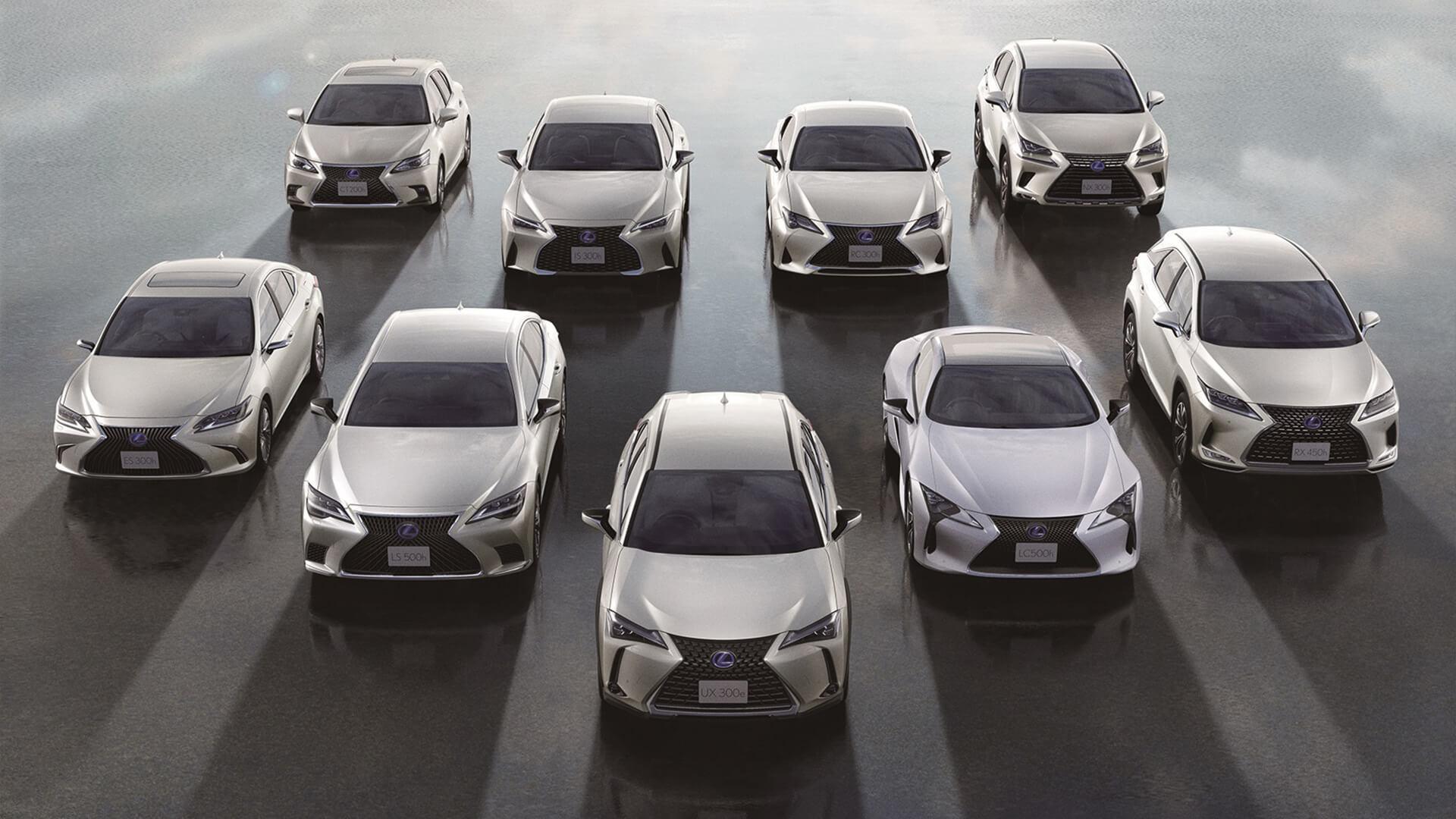 Lexus 2 Milyon Elektrik Motorlu Araç gallery01