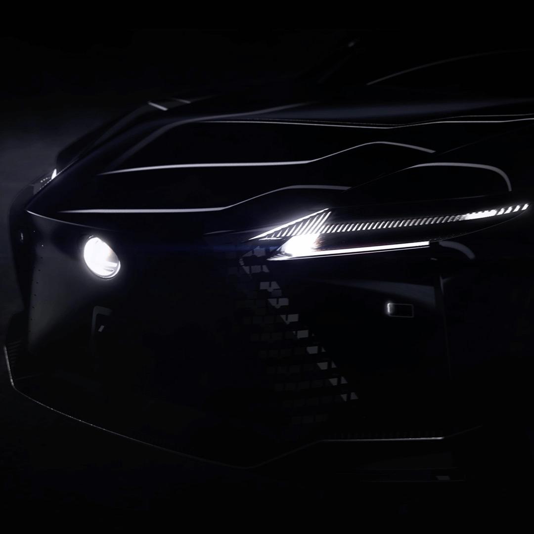 Lexus Yeni Konsept Aracıyla Heyecan Verici gallery02