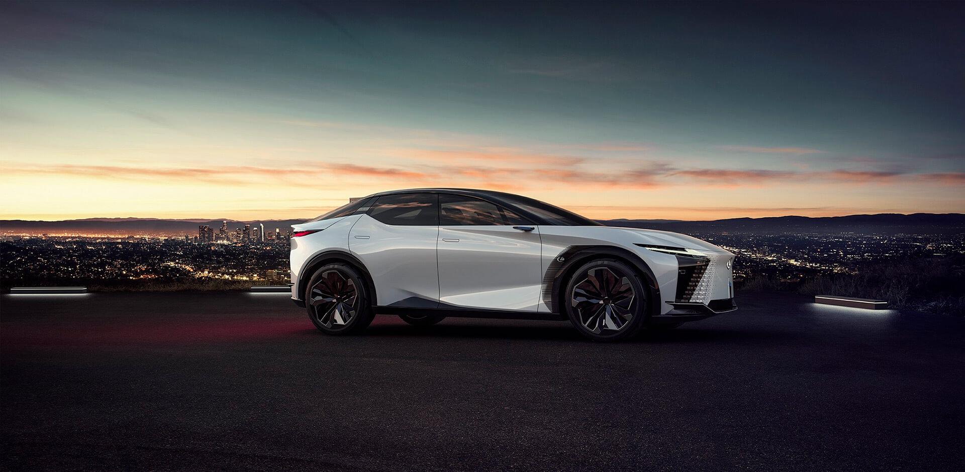 Lexus Yeni Elektrikli Araç Konseptiyle Vizyonunu Paylaştı gallery02