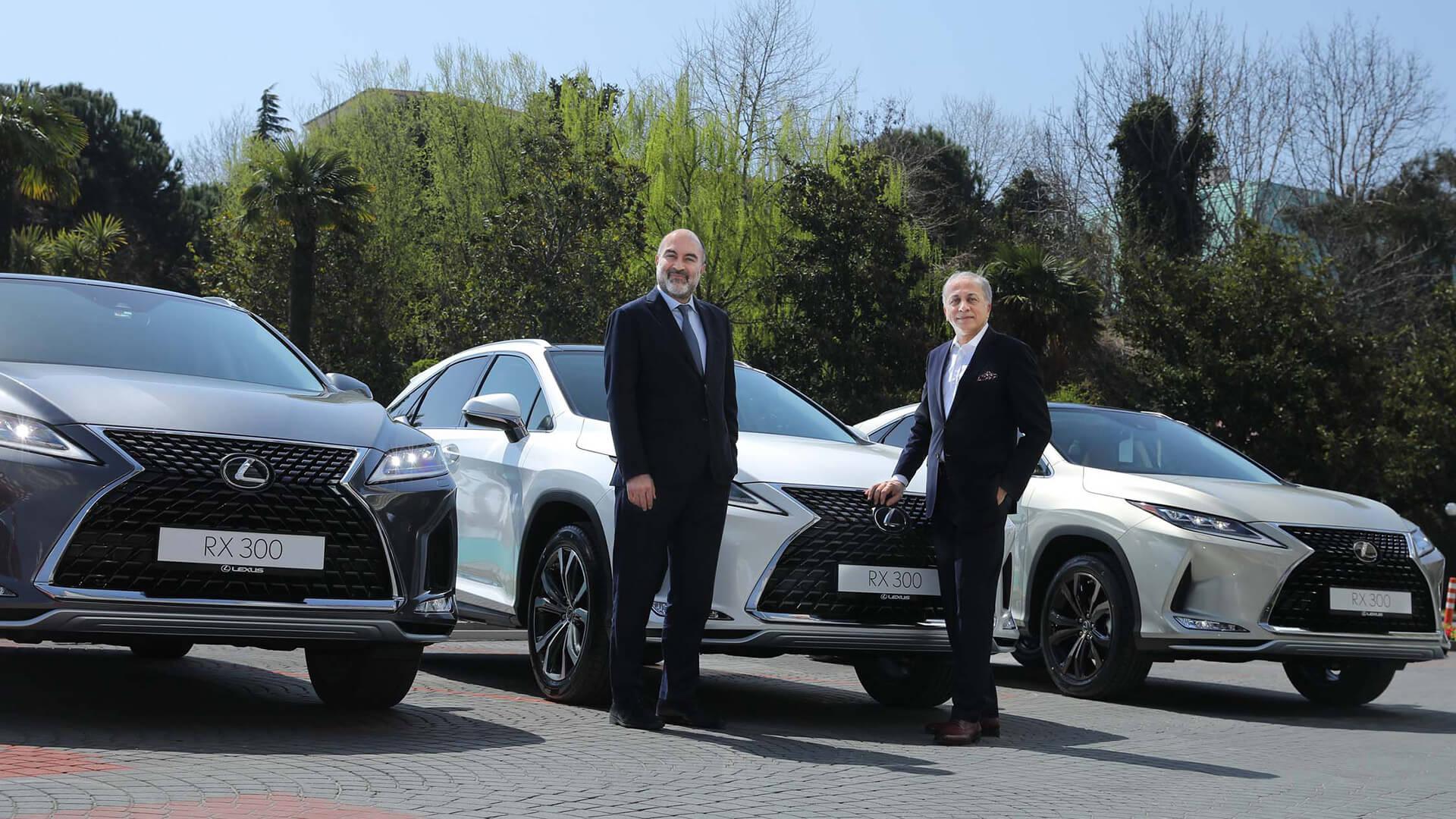 Dünyanın İlk Premium SUV'u Lexus RX gallery02