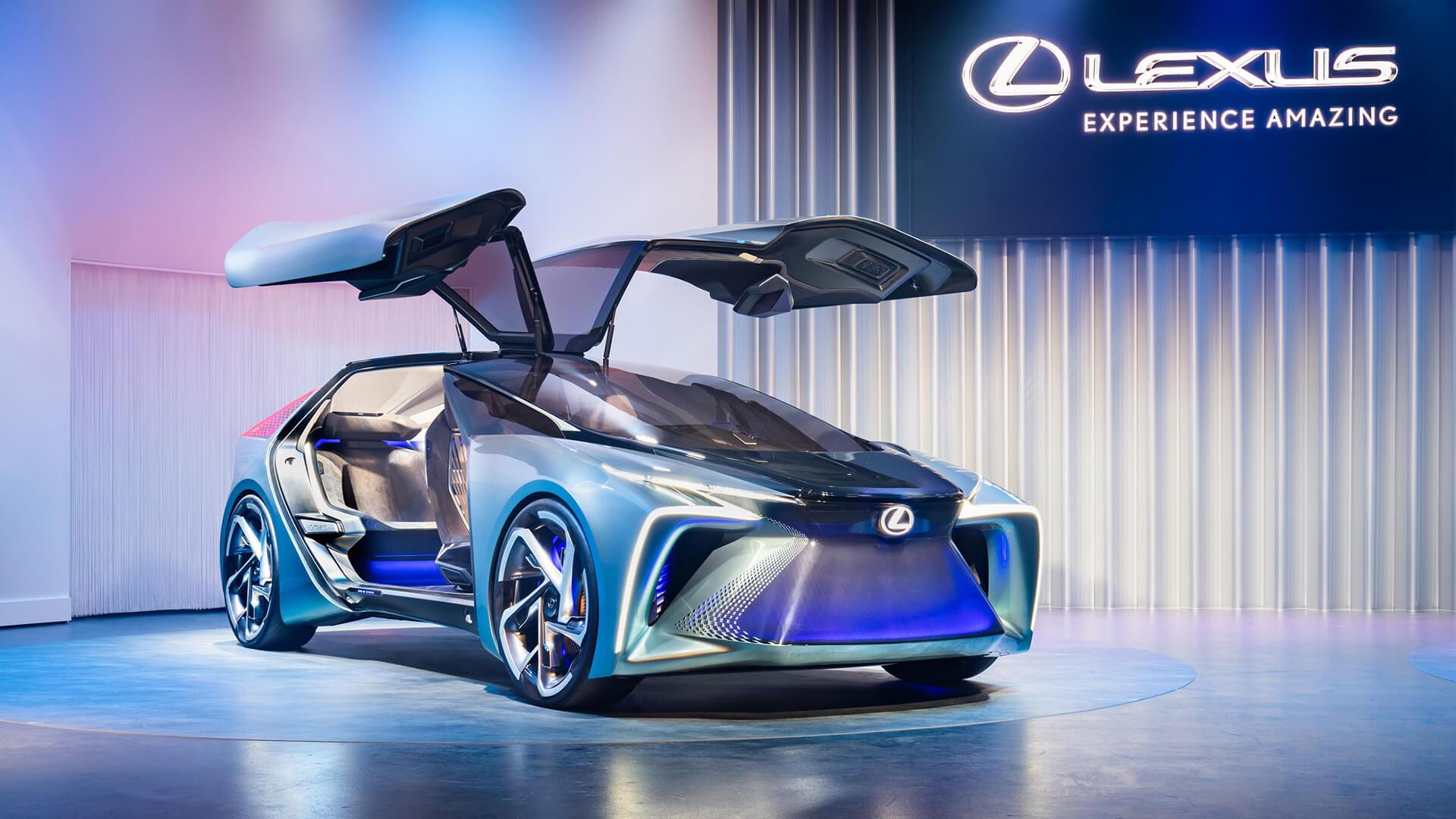 lexus bugunun ve gelecegin elektrikli vizyonunu kenshiki forumda sergiledi gallery03