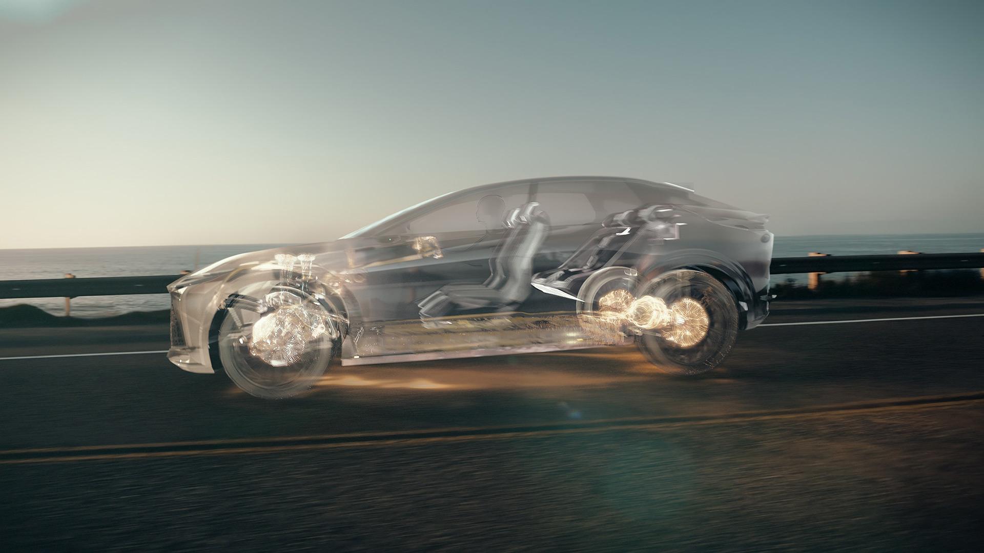 Lexus 2025'e Kadar 20 Elektrik Motorlu Model Tanıtacak gallery03