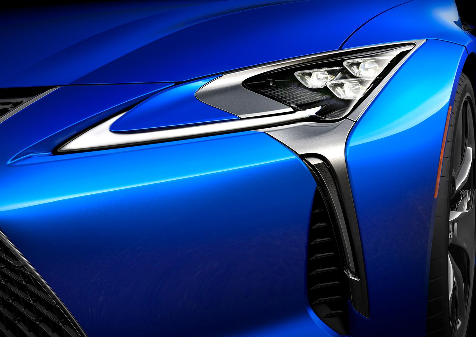 Lexus Kusursuz Boya İçin Teknolojinin Sınırlarını Zorluyor gallery03