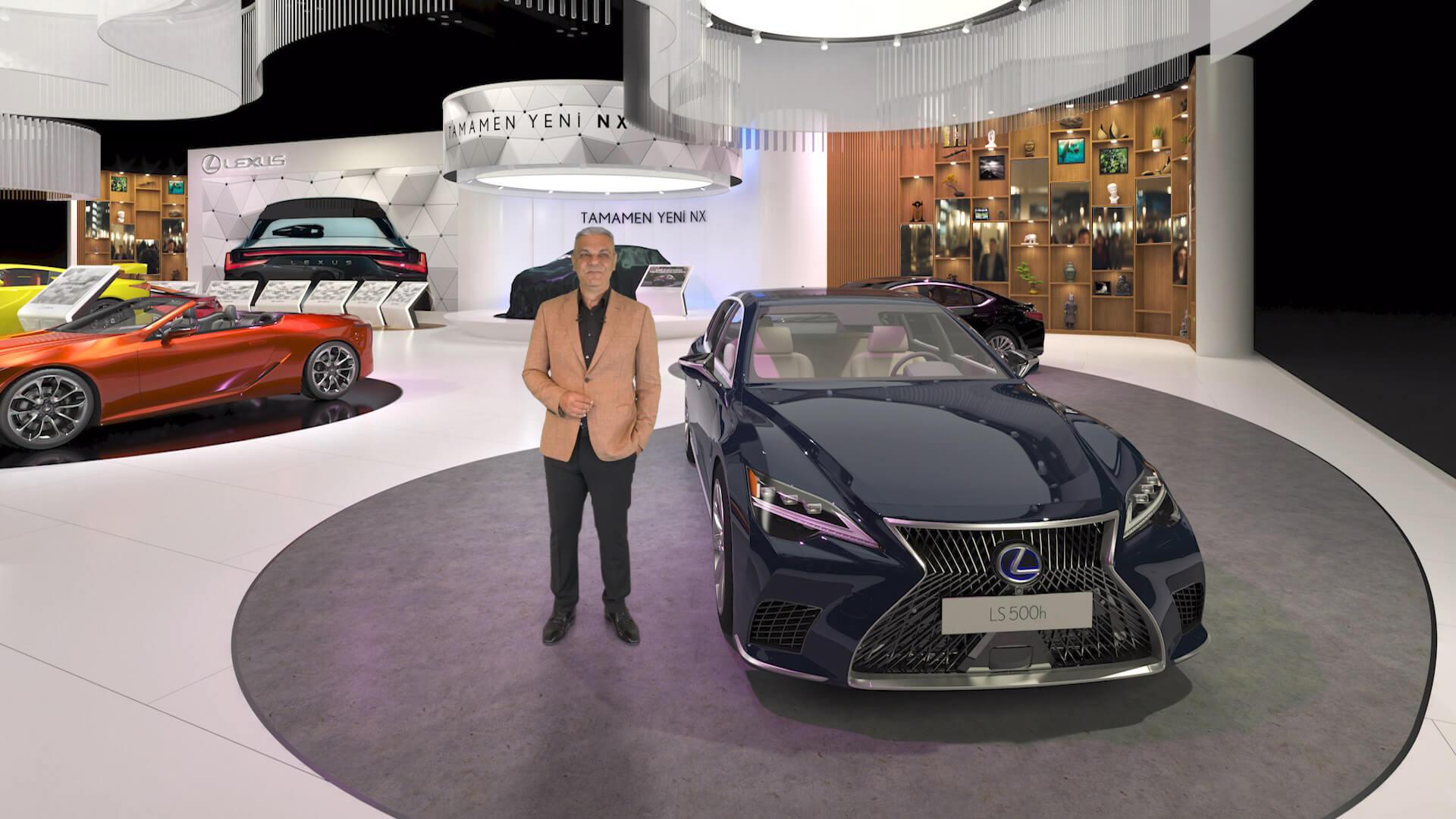 Lexus Autoshow Mobility Fuarı'na Damga Vurdu gallery10