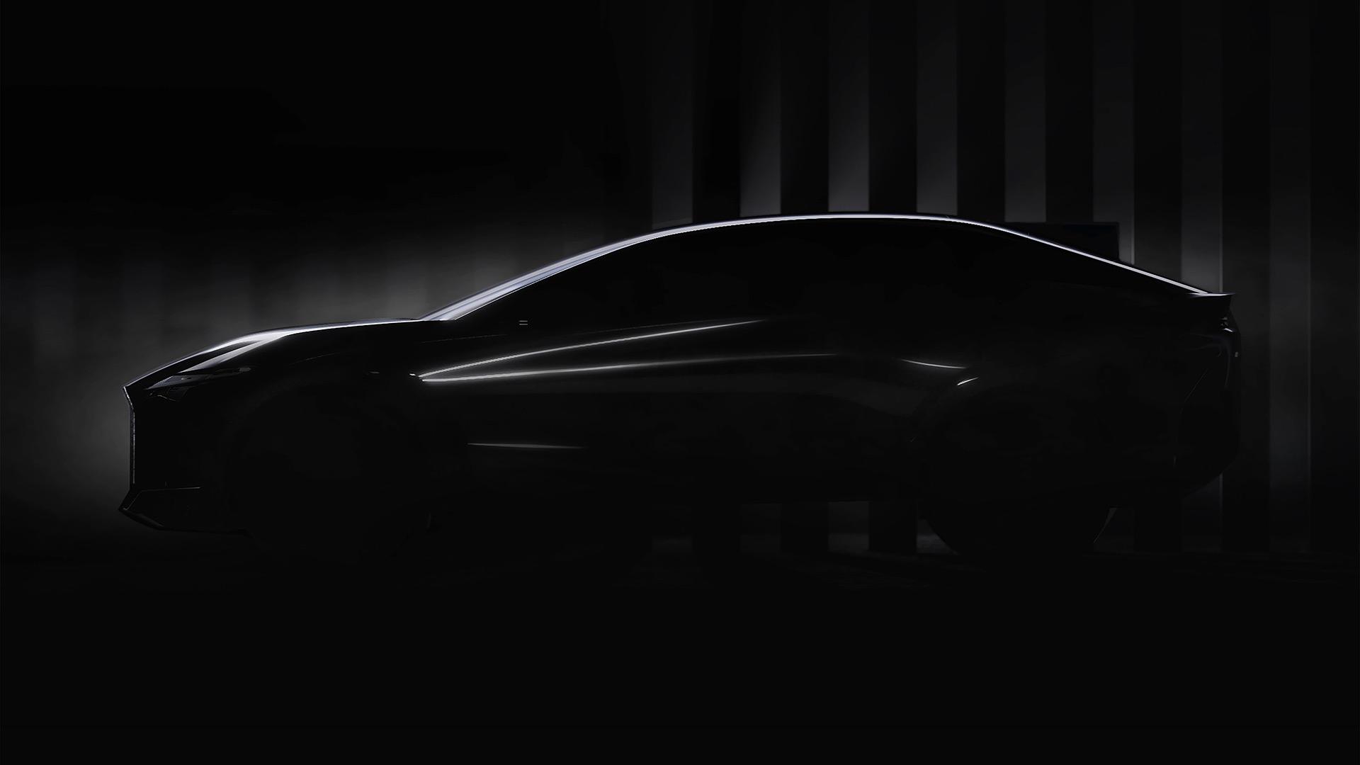Lexus Yeni Konsept Aracıyla Heyecan Verici