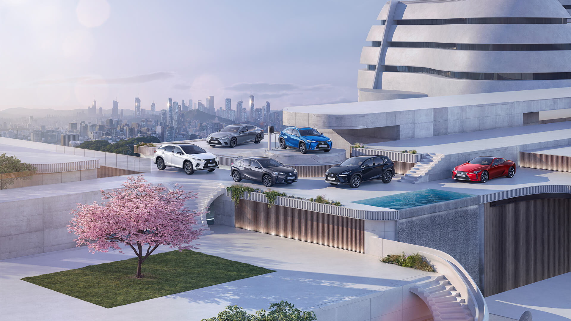 Lexus Ayrıcalıklar Dünyası