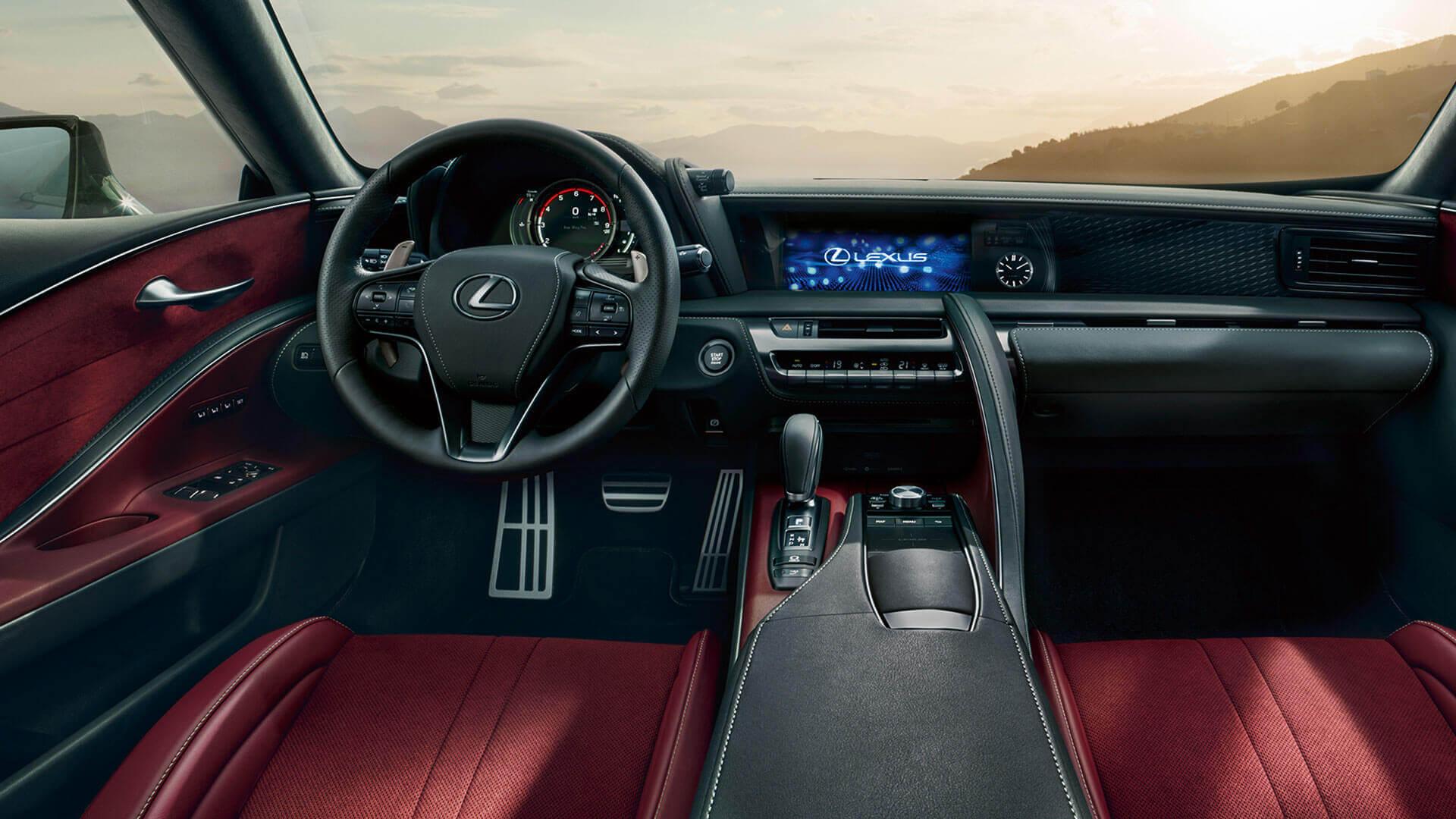 Lexus LC 500h 4
