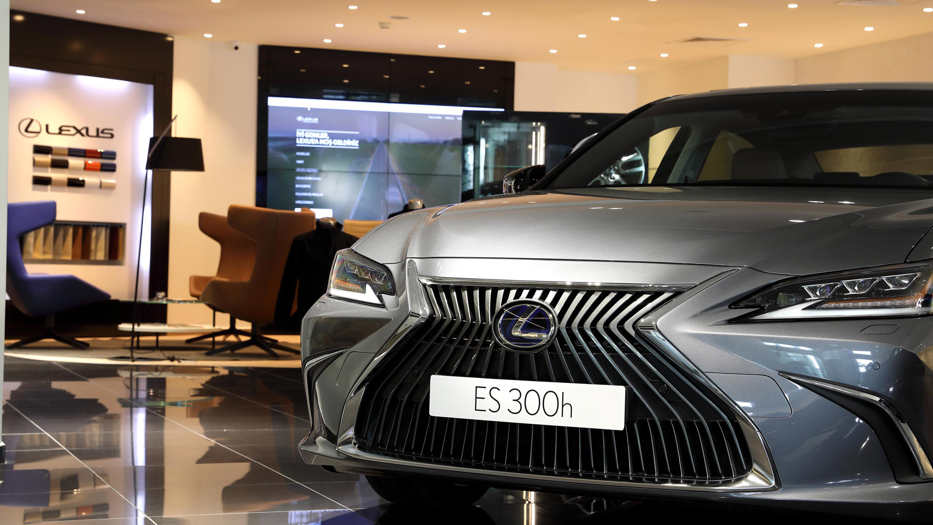 Lexus Dolmabahce Showroom gallery05